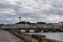 3- Puente O Burgo. La Coruña